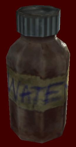 Brudna woda