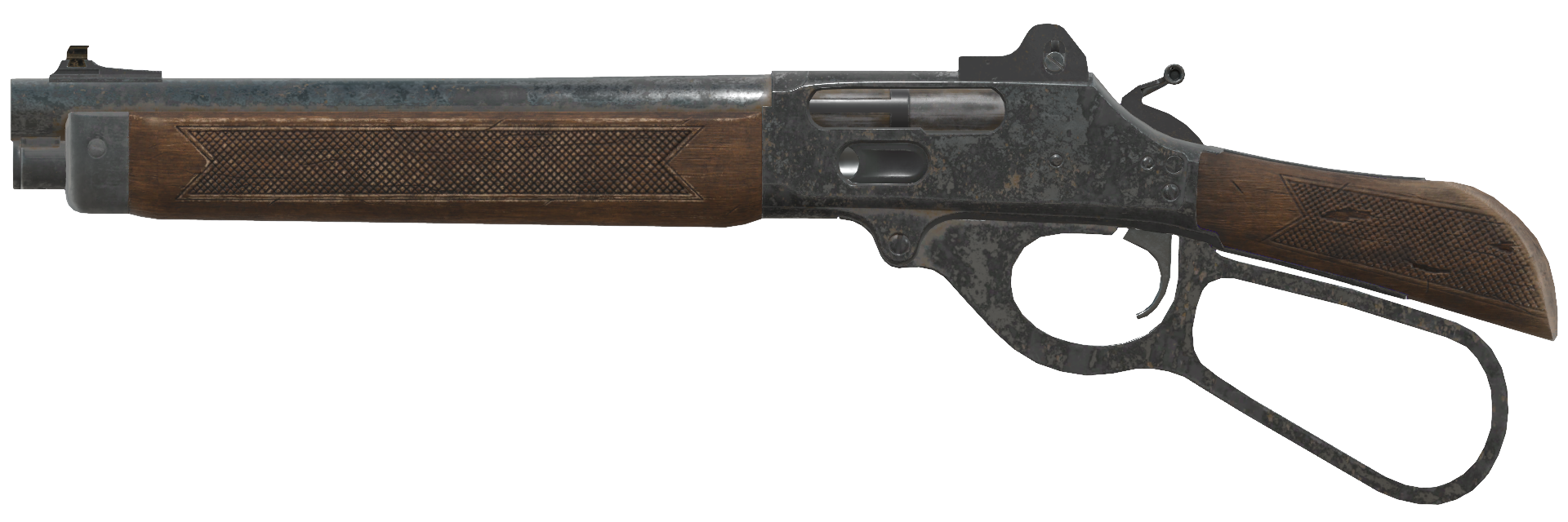 Lever action rifle (Fallout 76)