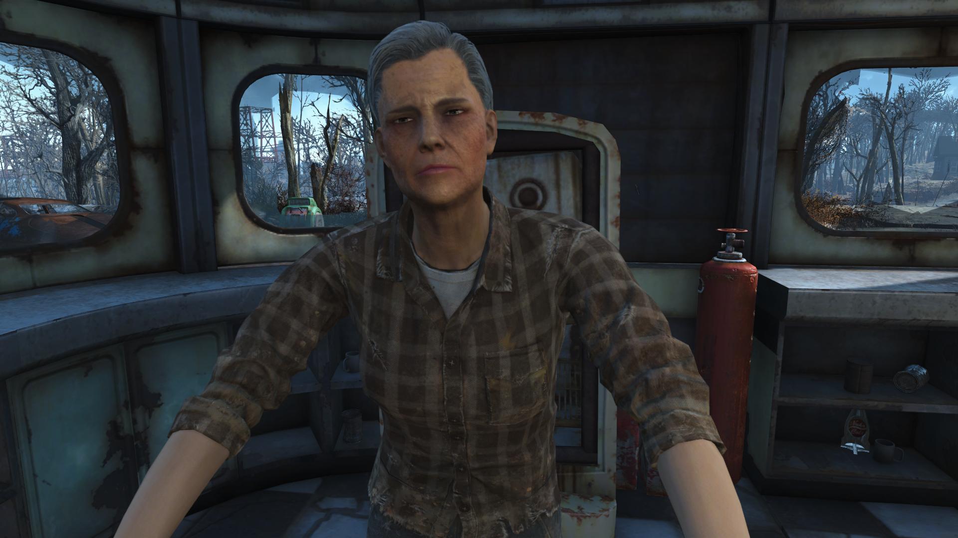 Trudy (Fallout 4)
