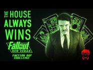 THE HOUSE ALWAYS WINS - Animated Fallout- New Vegas Rap!