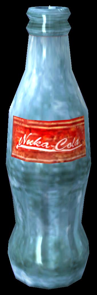 Бутылка из-под газировки