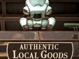 Brotherhood vendor