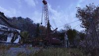 FO76 Gilman Lumber crane 2