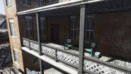 FO76 Shadowbreeze Apartments (Door Balcony 3)