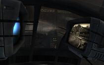 Mess hall & munitions storage vr pod