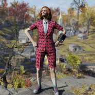 Atx apparel outfit shortsuit tropical c1