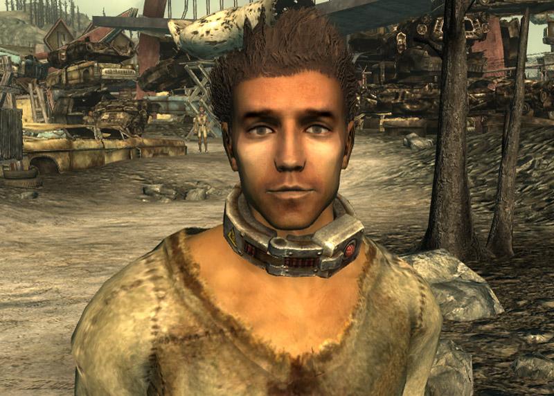 Carter (Fallout 3)