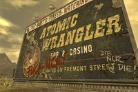 FNV Atomic Wrangler billboard 2