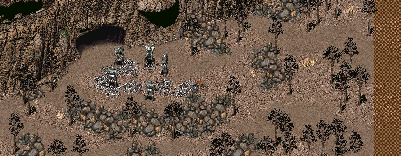 Пещера Кэрбенног