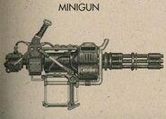 FO3 minigun