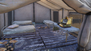 FO76 Firebase LT (tent)