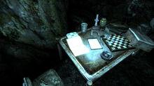 Plik's journal and mini nuke