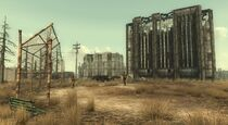 Chryslus Building Raider ball field