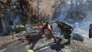 Colossus brawl
