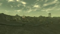 FNV Camp Searchlight Outpost West
