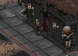 Гуль-охранник (Fallout)