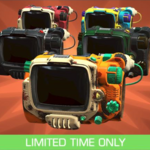 FO4 CC - The Unstoppables ! Pip - Boy Bundle.png