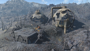 FO4 Decayed reactor site sunny