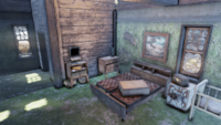 FO76 Pleasant Valley cabins (Trevor's note)