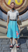 FO76 Poodle Skirt