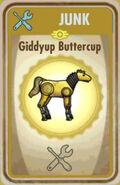 FoS Giddyup Buttercup Card
