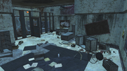 FO4 Decayed reactor site 3
