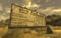 FNV Billboard in game 2