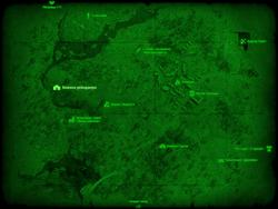 FO4 Хижина рейнджера (карта мира).png