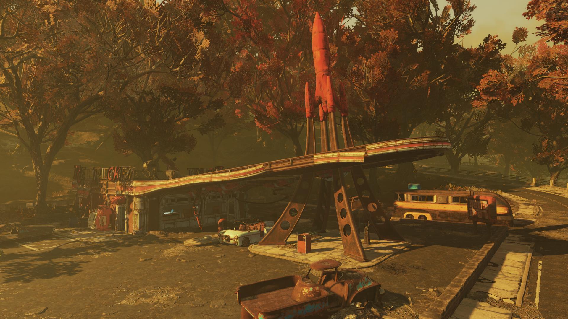 Red Rocket (Valley Galleria)