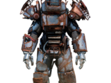 Raider power armor (Fallout 76)
