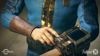 Fallout76 Teaser Pip-Boy