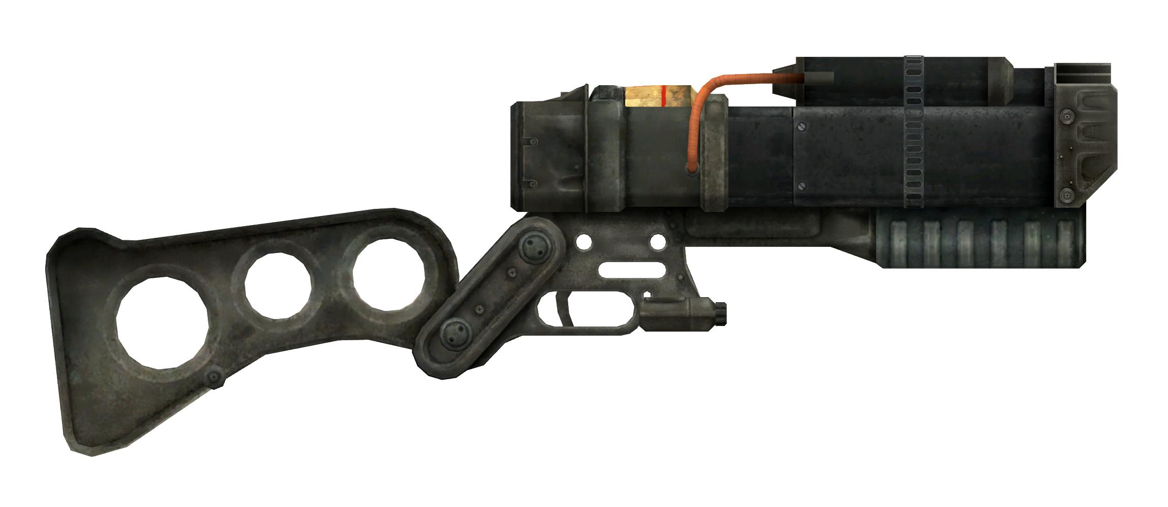 Trójlufowy karabin laserowy (Fallout 3)