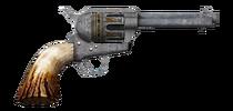 .357 magnum revolver with HD cylinder