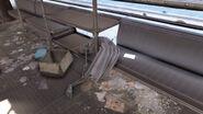 FO76 Monorail elevator (Kassie's skeleton)