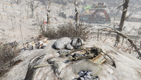 FO76 Wavy Will overlook location