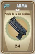 FOS Pistola de 10 mm mejorada carta