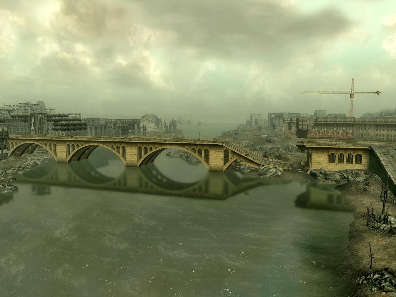 Most-Pomnik Arlington
