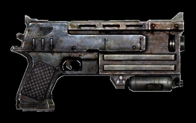 Pistolet 10mm du Colonel Autumn
