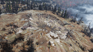 FO76 South Mountain Crater