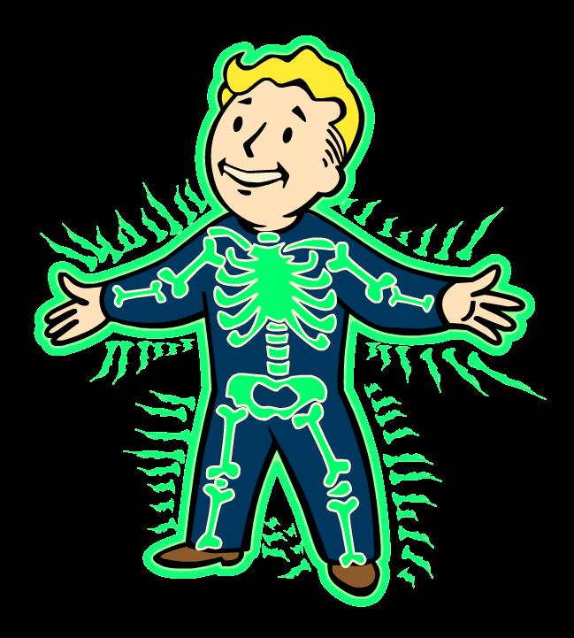 Адамантиевый скелет (Fallout 76)