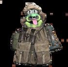 FO76 Safari Crocolossus Backpack