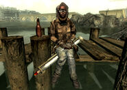 Potomac fisherman