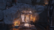FO76OW Dagger's Den blocked entrance