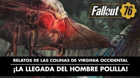 Fallout 76 – Relatos de las colinas de Virginia Occidental ¡La llegada del hombre polilla!