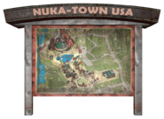 Nuka-Town USA map
