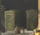 FO4 trailer- Ammunition box