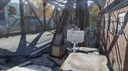 FO76 Point Pleasant (Silver Bridge)