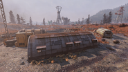 FO76 Quarry X3 AMS Shed