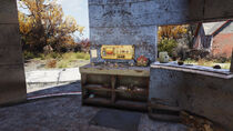 FO76 The Giant Teapot (note Operations manual )