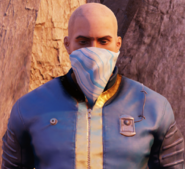 FO76 striped bandana